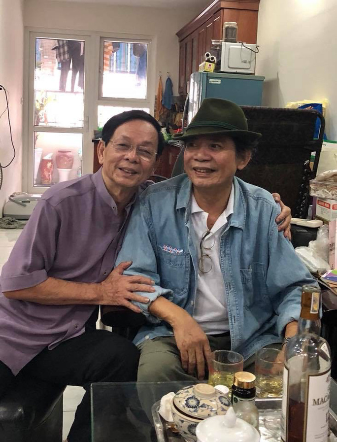 Nguyễn Trọng Tạo đa tài, nhân hậu - Ảnh 1.