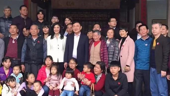Bà Yingluck trở thành chủ tịch công ty cảng ở Trung Quốc  - Ảnh 2.