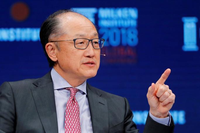 Chủ tịch Ngân hàng Thế giới từ chức vì vấn đề Trung Quốc? - Ảnh 1.