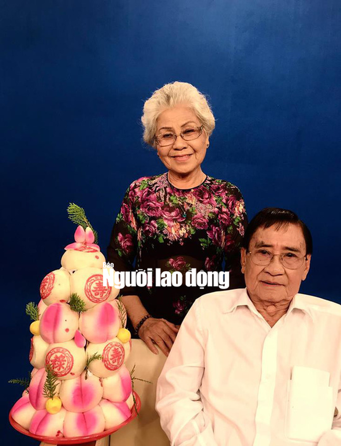 NSƯT Quế Trân khóc nghẹn trong lễ mừng thọ kép độc Nam Hùng - Ảnh 5.