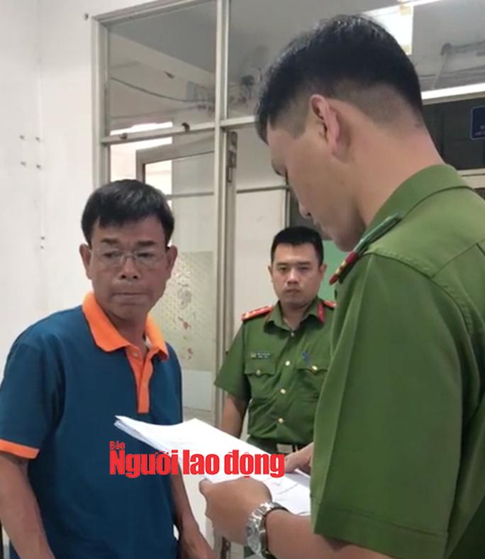 Cơ quan CSĐT Công an TP HCM  thông tin vụ bắt thẩm phán Nguyễn Hải Nam - Ảnh 2.