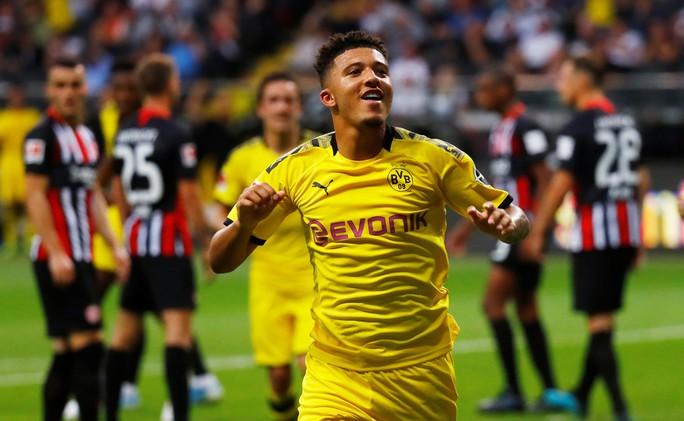 Dortmund sợ mất thần đồng Sancho vào tay Man United - Ảnh 5.