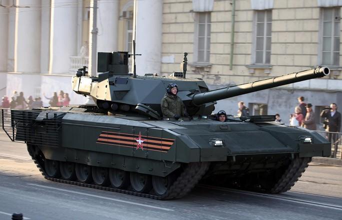 """""""Cơn khát"""" vũ khí Nga - Ảnh 1."""