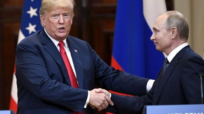 Điện Kremlin: Muốn công khai cuộc điện đàm Trump - Putin, phải được Nga đồng ý - Ảnh 1.