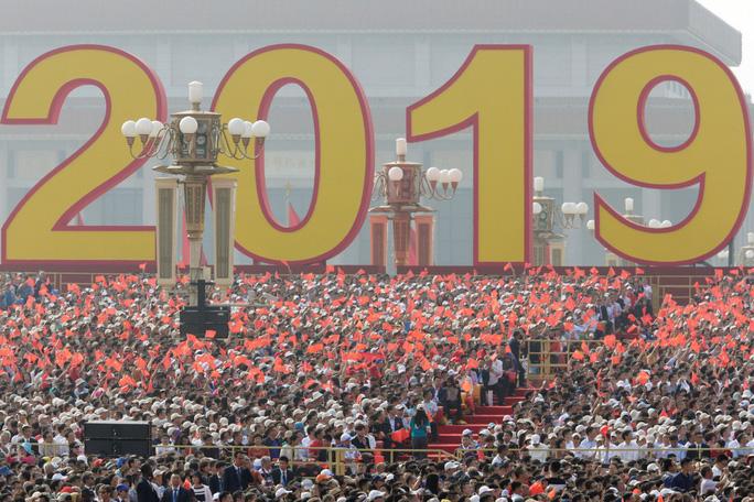 Trung Quốc kỷ niệm 70 năm thành lập nước - Ảnh 3.