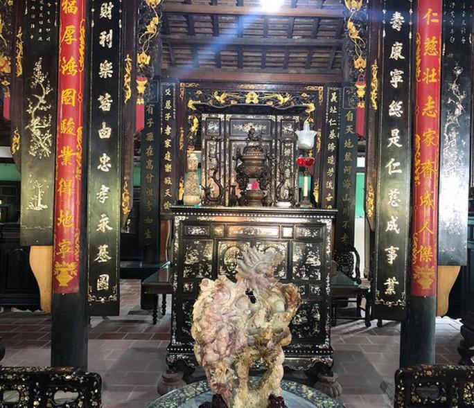 Choáng trước kho đồ cổ cất trong 1 ngôi nhà ở Lai Vung - Ảnh 6.