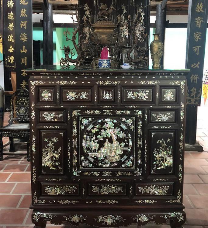 Choáng trước kho đồ cổ cất trong 1 ngôi nhà ở Lai Vung - Ảnh 7.