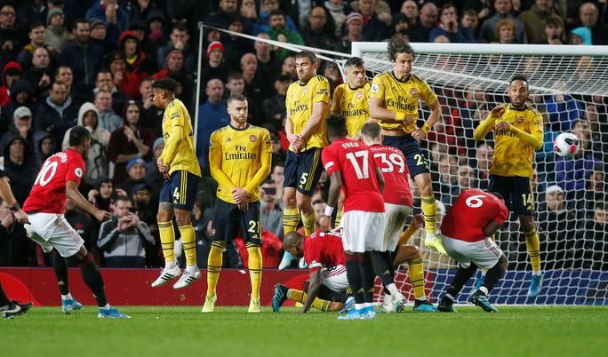 Man United rơi xuống vị trí thứ 10, ghế Solskjaer lung lay!  - Ảnh 6.
