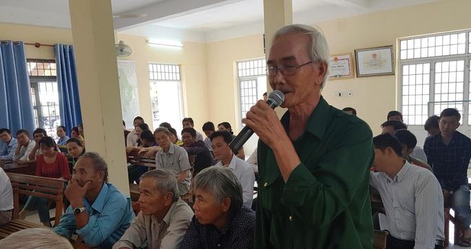 Cần hướng tới người dân có lợi trong từng dự án thu hồi đất của dân - Ảnh 4.