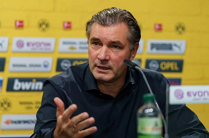 Dortmund sợ mất thần đồng Sancho vào tay Man United - Ảnh 4.