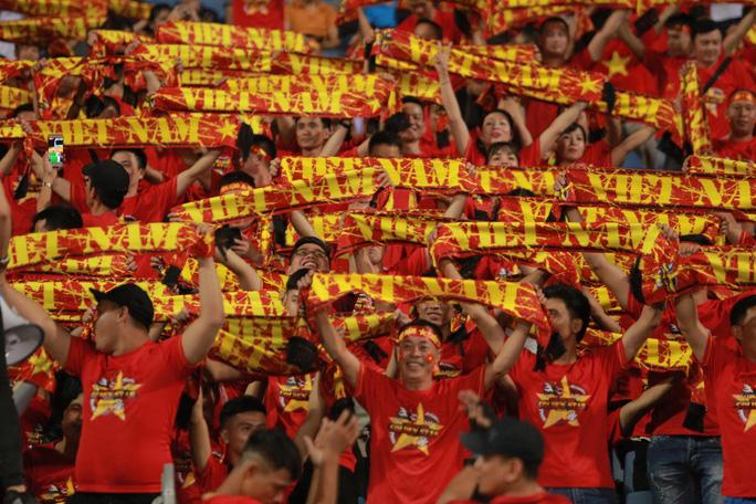 Việt Nam - Malaysia 1-0: Chiến thắng xứng đáng tại chảo lửa Mỹ Đình - Ảnh 3.