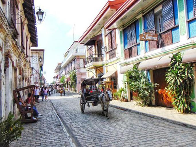 Thành phố Tây Ban Nha giữa lòng Đông Nam Á - Ảnh 1.