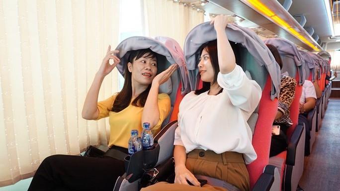 Mai Linh - Willer đưa vào hoạt động tuyến xe khách chuẩn dịch vụ Nhật Bản - Ảnh 2.