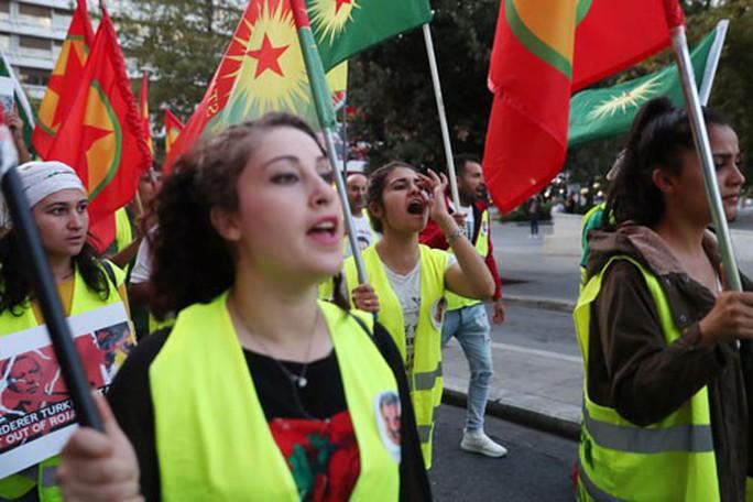 Thế giới lên án việc Thổ Nhĩ Kỳ tấn công vào Syria - Ảnh 1.