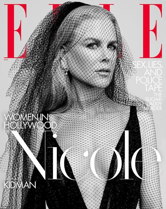 Minh tinh Gwyneth Paltrow bán khỏa thân trên tạp chí - Ảnh 4.
