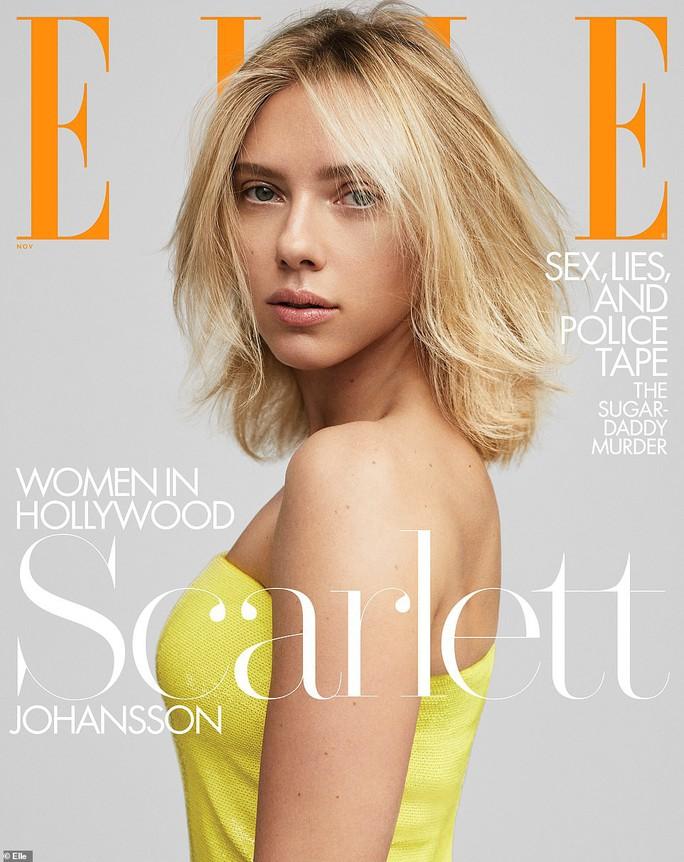 Minh tinh Gwyneth Paltrow bán khỏa thân trên tạp chí - Ảnh 7.
