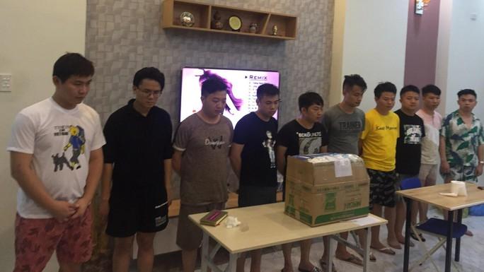 Phát hiện 10 người Trung Quốc nhập cảnh trái phép đến Đà Nẵng bằng đường bộ - Ảnh 1.