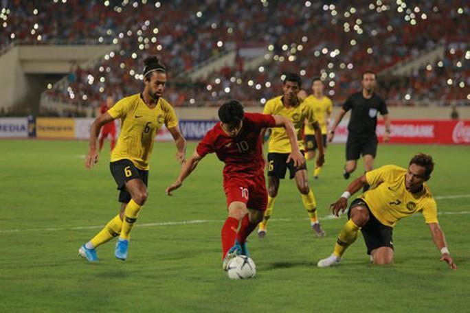 Vòng loại World Cup 2022 khu vực châu Á: Việt Nam thắng thuyết phục - Ảnh 1.