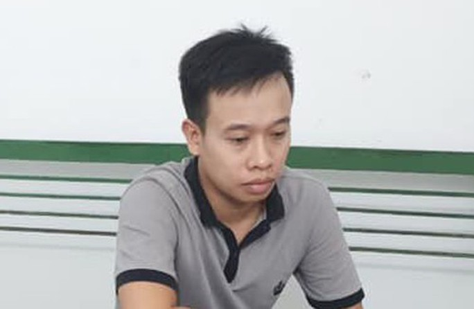 Bắt được nghi phạm dùng súng cướp tiệm vàng tại Quảng Ninh - Ảnh 1.