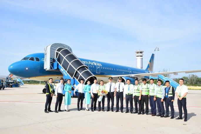 Đưa đường băng số 2 Sân bay Cam Ranh vào khai thác - Ảnh 2.