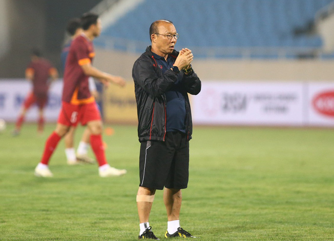 HLV Park Hang-seo đạt được thỏa thuận hợp đồng với VFF - Ảnh 1.