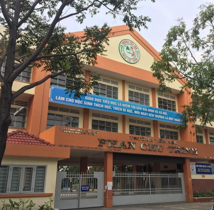 UBND TP HCM chỉ đạo khẩn vụ bạo hành học sinh ở quận Tân Phú - Ảnh 1.