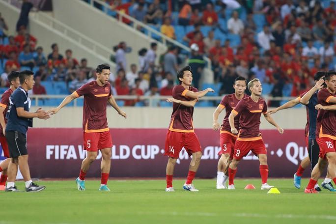 Việt Nam - Malaysia 1-0: Chiến thắng xứng đáng tại chảo lửa Mỹ Đình - Ảnh 1.