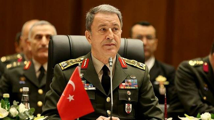 Thổ Nhĩ Kỳ khoe chiến tích sau 3 ngày tấn công vào Syria - Ảnh 1.