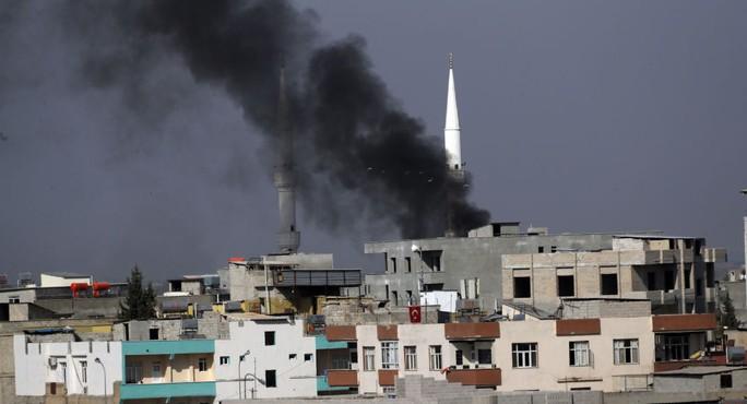 Thổ Nhĩ Kỳ khoe chiến tích sau 3 ngày tấn công vào Syria - Ảnh 2.