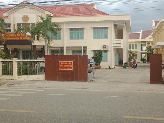 Bình Thuận: Chủ tịch huyện bổ nhiệm sai quy định cho con rể - Ảnh 1.