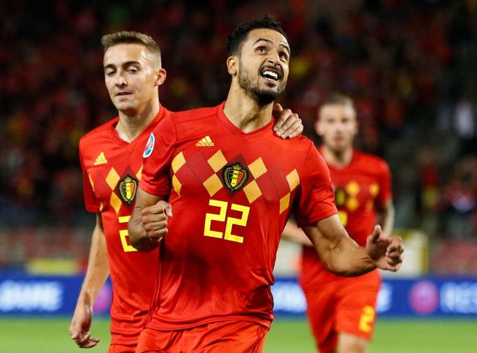 Lukaku lập kỷ lục ghi bàn, Bỉ giành vé đầu tiên đến EURO 2020 - Ảnh 3.