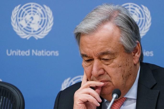 Mỹ nợ Liên Hiệp Quốc cả tỉ USD? - Ảnh 1.