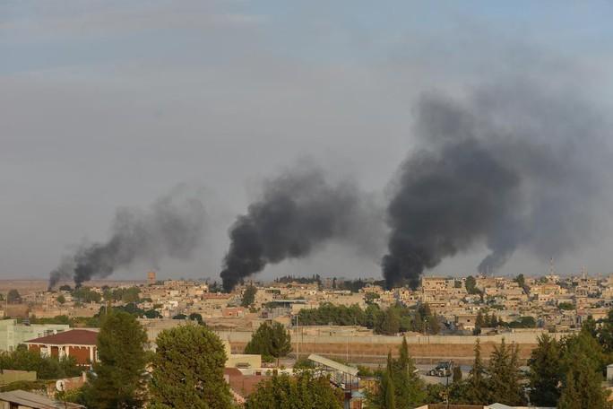 TT Trump chỉ trích người Kurd không giúp Mỹ trong Thế chiến thứ 2 - Ảnh 2.