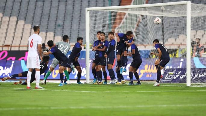 Trừ tuyển Việt Nam, bóng đá Đông Nam Á rủ nhau thảm bại - Ảnh 3.