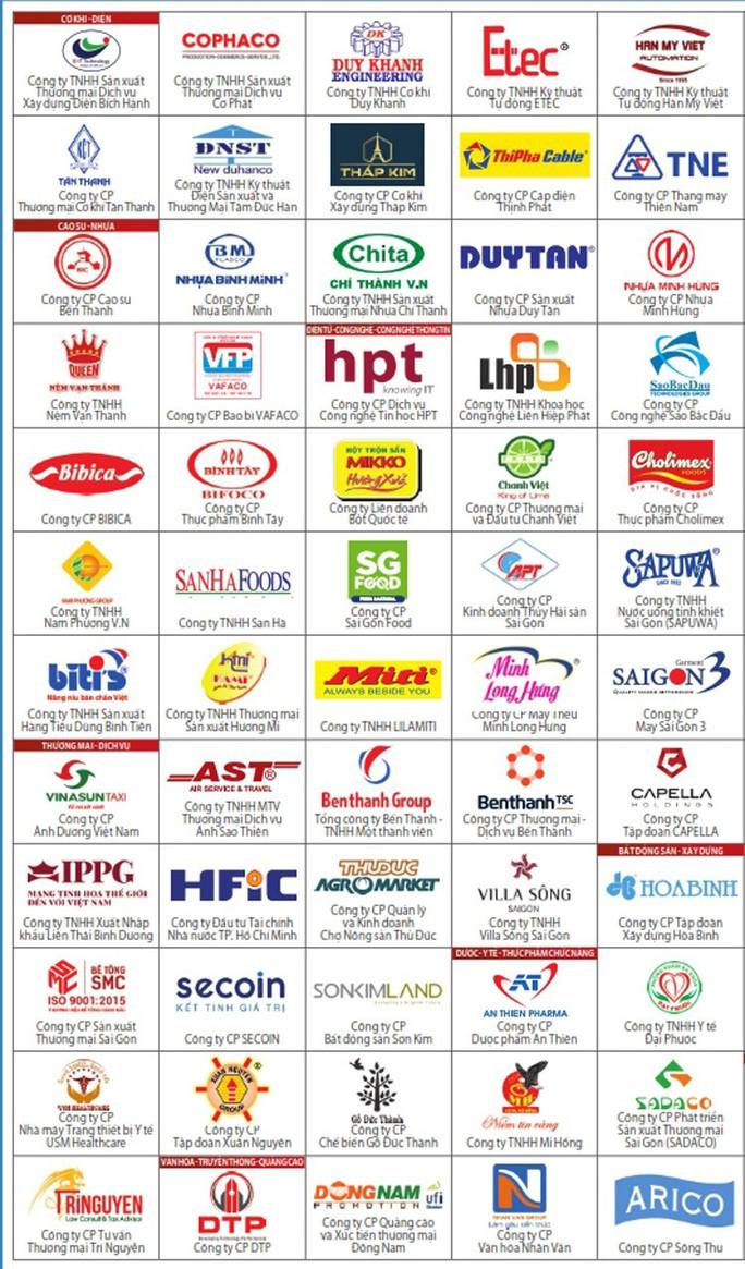 TP HCM vinh danh 108 doanh nghiệp có sản phẩm, dịch vụ tiêu biểu - Ảnh 3.