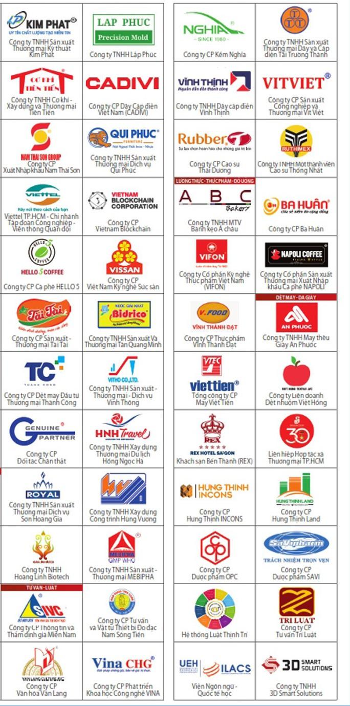 TP HCM vinh danh 108 doanh nghiệp có sản phẩm, dịch vụ tiêu biểu - Ảnh 4.