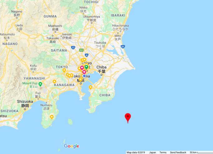 Nhật Bản dồn dập đón bão và động đất - Ảnh 2.