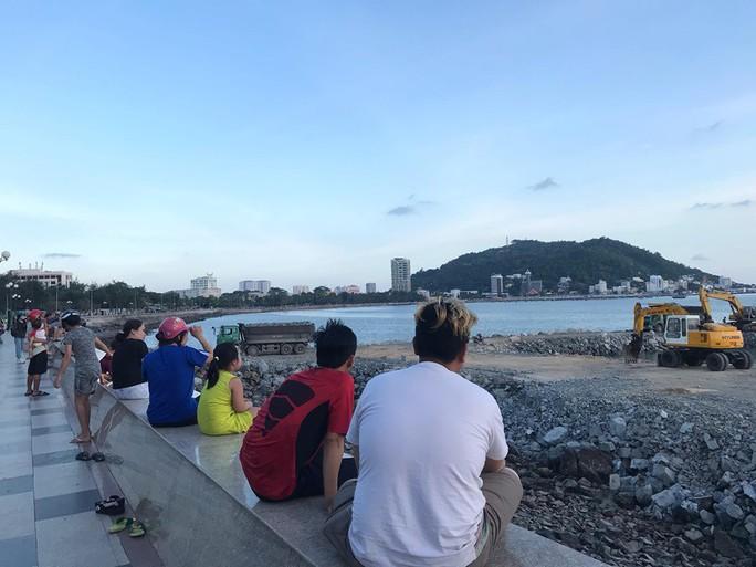 Vụ lấp biển Vũng Tàu: Tỉnh Bà Rịa- Vũng Tàu ra văn bản rà soát - Ảnh 1.