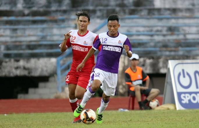 Giải U21 quốc gia: Đương kim vô địch Hà Nội vất vả thắng trận ra quân  - Ảnh 3.