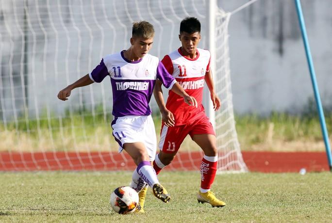 Giải U21 quốc gia: Đương kim vô địch Hà Nội vất vả thắng trận ra quân  - Ảnh 2.