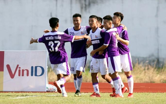 Giải U21 quốc gia: Đương kim vô địch Hà Nội vất vả thắng trận ra quân  - Ảnh 4.