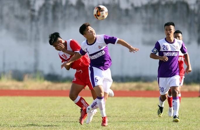 Giải U21 quốc gia: Đương kim vô địch Hà Nội vất vả thắng trận ra quân  - Ảnh 1.
