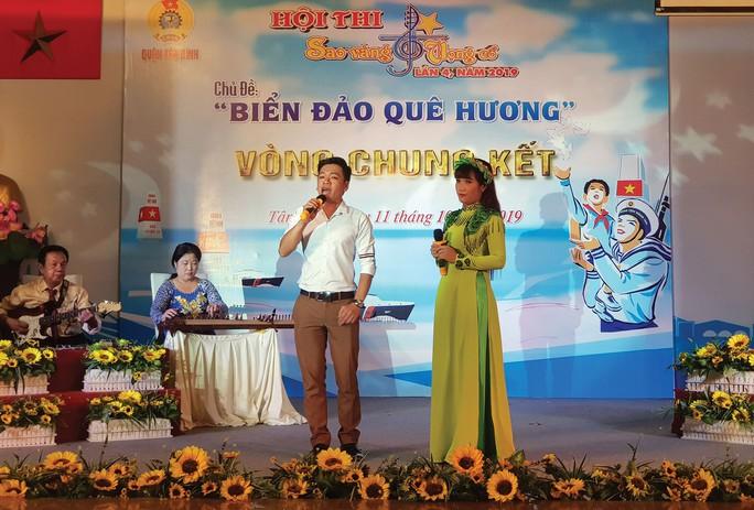 Cuộc thi Sao vàng vọng cổ dành cho CNVC-LĐ - Ảnh 1.