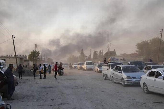 Thổ Nhĩ Kỳ pháo kích như mưa vào Syria - Ảnh 2.
