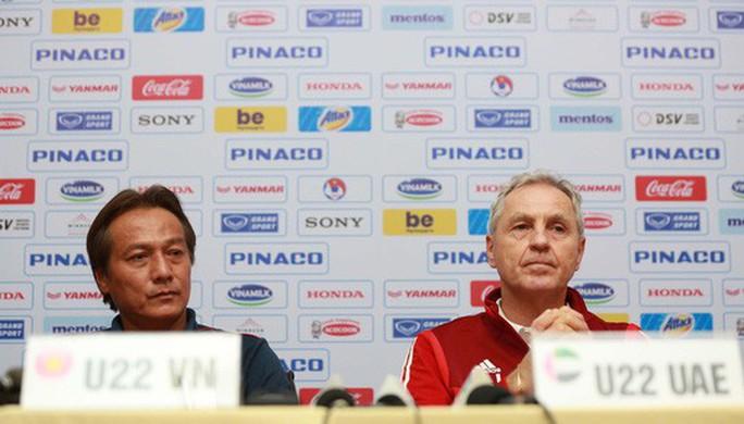 """U22 Việt Nam có """"mật lệnh"""" của HLV Park Hang-seo trước trận giao hữu với UAE - Ảnh 1."""