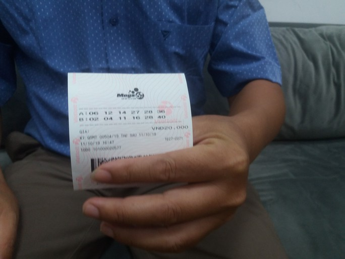 Lần đầu tiên, người trúng giải Jackpot gần 23 tỉ đồng công khai danh tính - Ảnh 2.