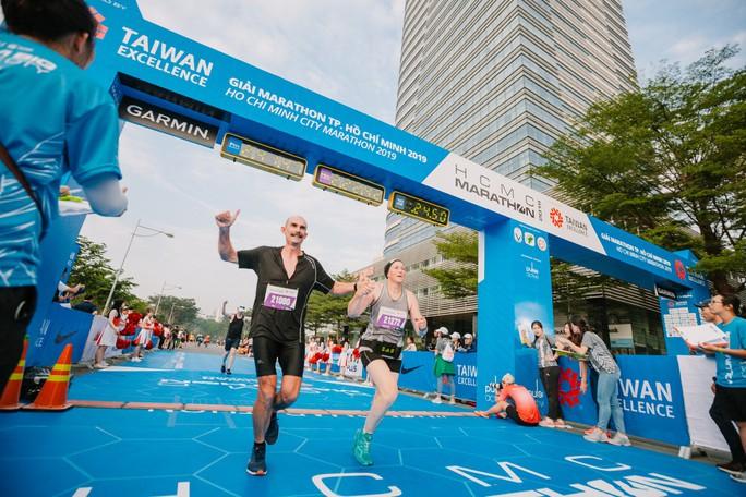 Giải Marathon TP HCM 2020: Hơn cả một cuộc đua - Ảnh 1.