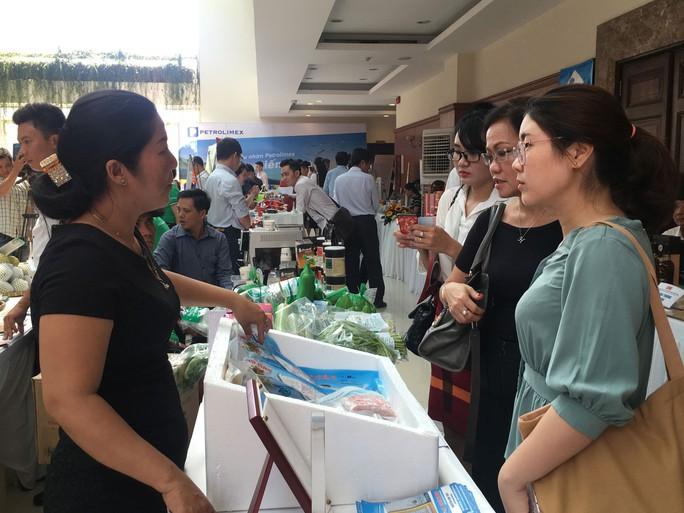 Mở đường cho sản phẩm TP HCM xuất sang Úc, Thái Lan - Ảnh 1.