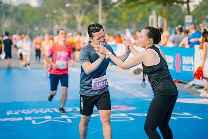 Giải Marathon TP HCM 2020: Hơn cả một cuộc đua - Ảnh 2.