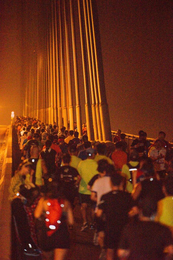 Giải Marathon TP HCM 2020: Hơn cả một cuộc đua - Ảnh 7.